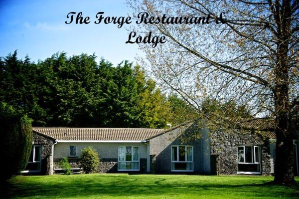 The Forge Restaurant and Lodge in St Clears, Carmarthenshire, Wales