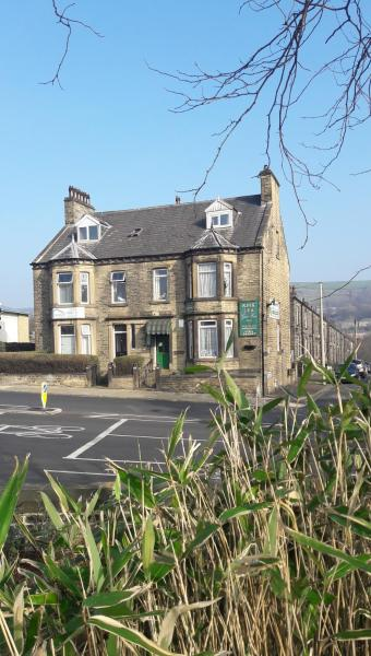 Kirk Lea Guest House in Halifax, West Yorkshire, England