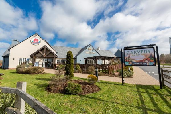 Sessile Oak Hotel in Llanelli, Carmarthenshire, Wales