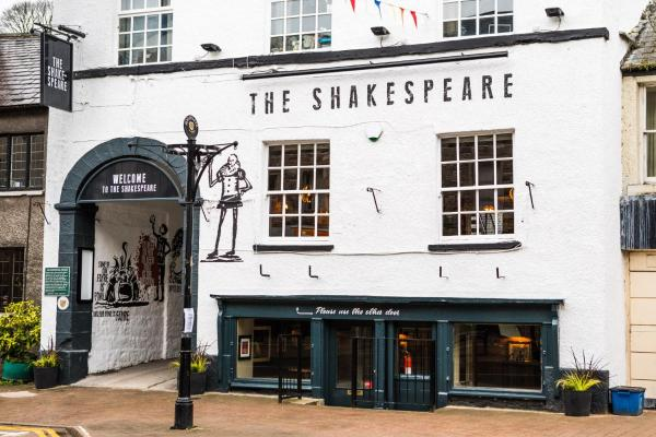Shakespeare Inn in Kendal, Cumbria, England