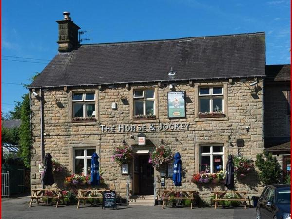 The Horse & Jockey in Tideswell, Derbyshire, England