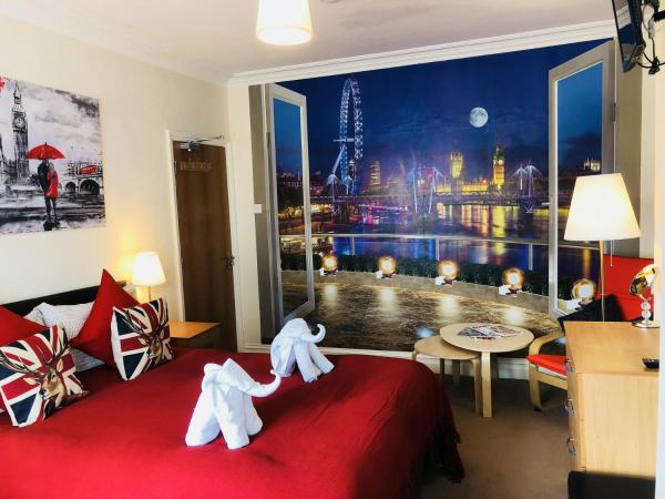 Russland Guesthouse in London, Greater London, England