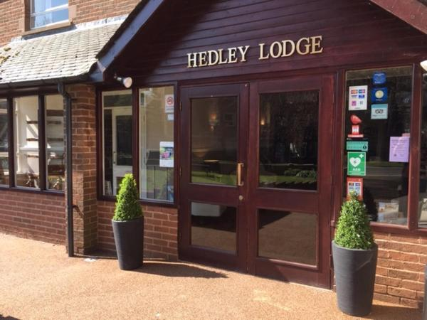 Hedley Lodge Guest House in Hereford, Herefordshire, England