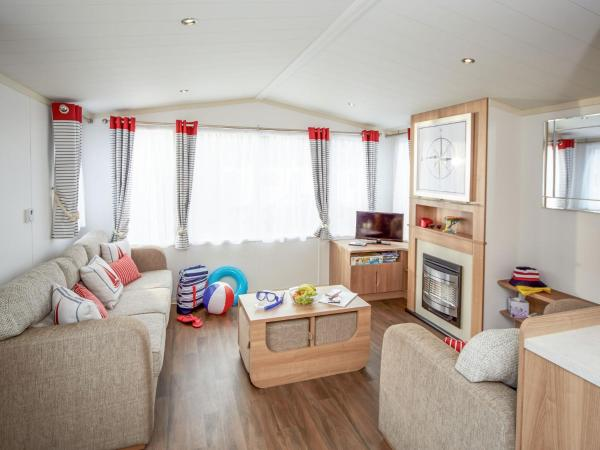 Caravan The Orchards 6 in Brightlingsea, Essex, England