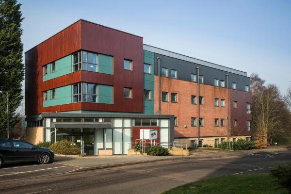 Bonington Student Village (Campus Accommodation) in Sutton Bonington, Nottinghamshire, England