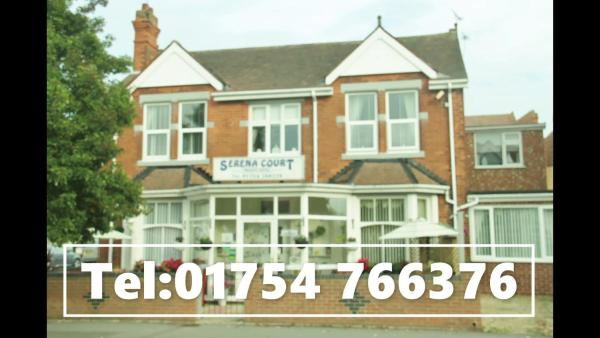 Serena Court Hotel in Skegness, Lincolnshire, England