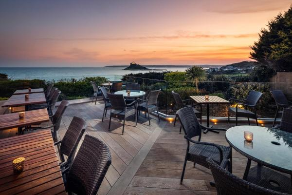 Mount Haven Hotel in Marazion, Cornwall, England