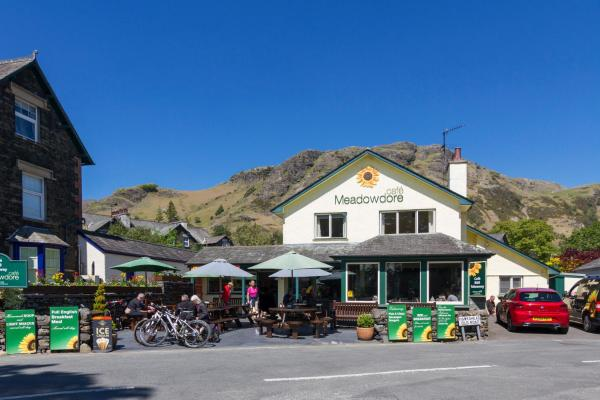 Meadowdore Cafe B&B in Coniston, Cumbria, England