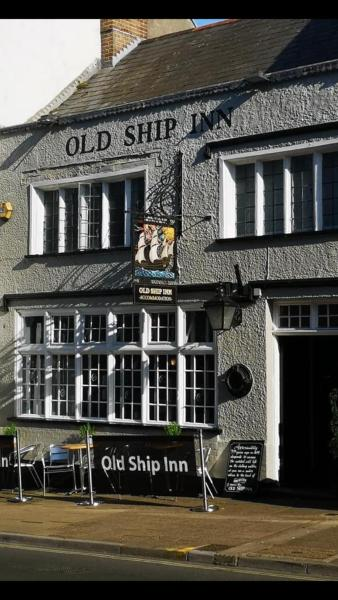 The Old Ship Inn in Dorchester, Dorset, England