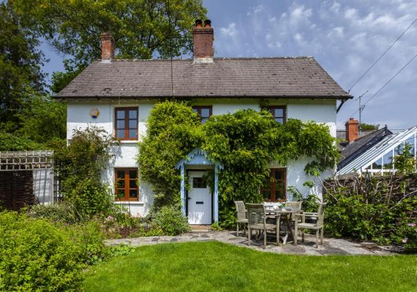Old School House in Dulverton, Somerset, England