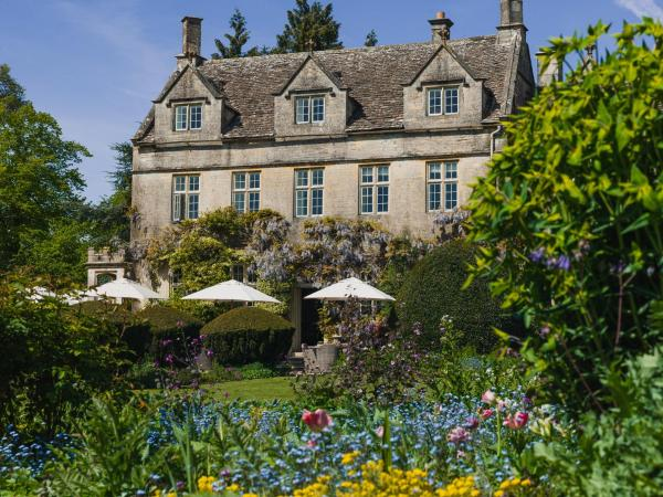 Barnsley House Hotel in Cirencester, Gloucestershire, England