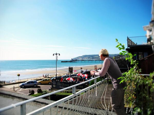 Clifton Seafront Apartments in Sandown, Isle of Wight, England