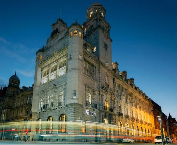 Aloft Liverpool Hotel by Starwood in Liverpool, Merseyside, England