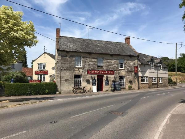 The Old Pound Inn in Langport, Somerset, England