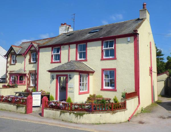 Rosegarth Guest House in Ravenglass, Cumbria, England