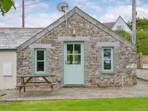 Coxford Barn in Saint Gennys, Cornwall, England