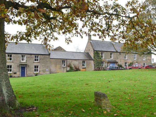 Blue House Cottage in Elsdon, Northumberland, England
