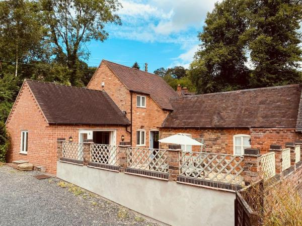 Dale Cottage in Coalbrookdale, Shropshire, England