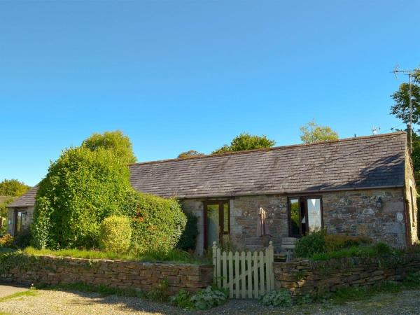 Campion Cottage in Michaelstow, Cornwall, England