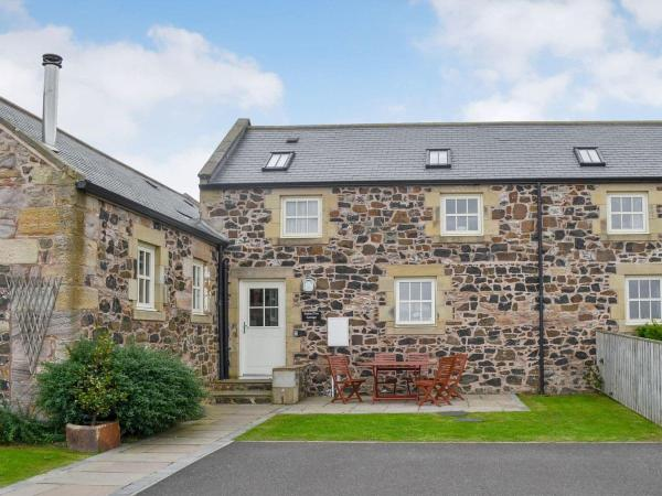 Stable D'Or Cottage in Embleton, Northumberland, England