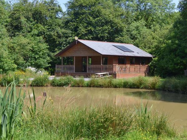 Hazel Lodge in Bradworthy, Devon, England
