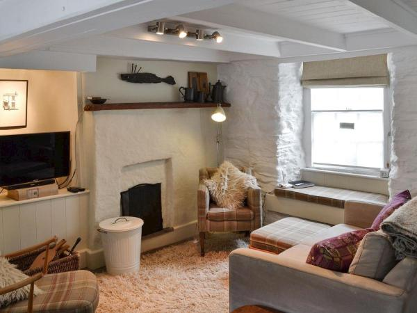 Haven Cottage in Port Isaac, Cornwall, England