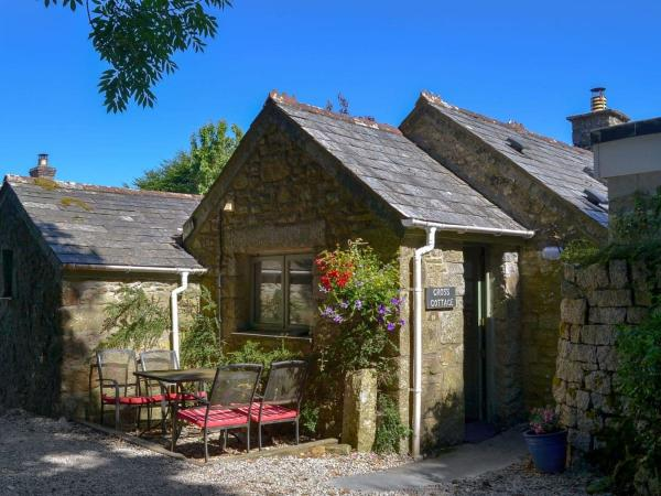 Cross Cottage in Camelford, Cornwall, England