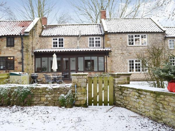 Brewers Cottage in Cropton, North Yorkshire, England