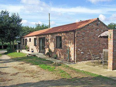 The Old Stables in West Ashby, Lincolnshire, England
