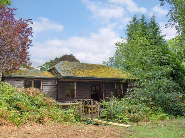 The Cottage At Dockens Water in Godshill, Hampshire, England