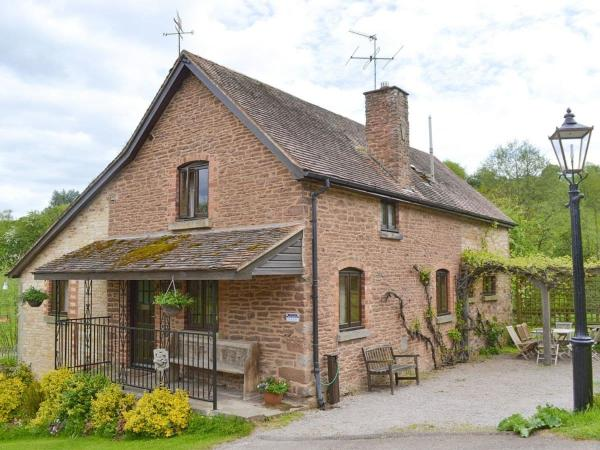 The Mill House in Lea, Herefordshire, England