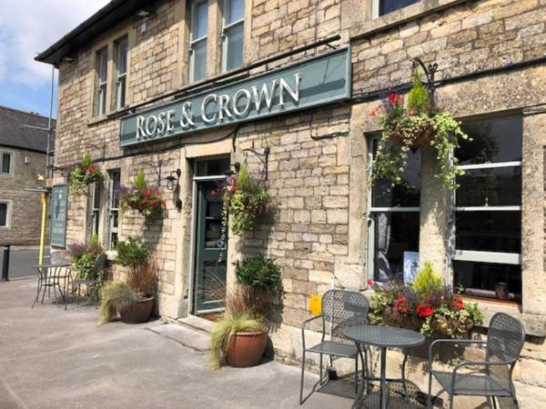 Rose and Crown in Hinton Charterhouse, Somerset, England