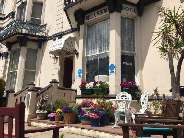 Bella Vista Hotel in Weston-super-Mare, Somerset, England