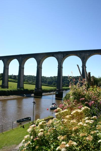 Broomings in Calstock, Cornwall, England