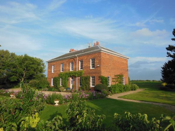 Glebe House Muston in Muston, Leicestershire, England
