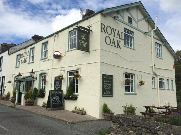 Royal Oak in Ulverston, Cumbria, England