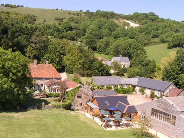Mersley Farm Cottages in Sandown, Isle of Wight, England