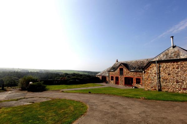 Lower Thurlibeer Holiday Home in Bude, Cornwall, England