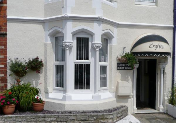 Crofton Guest House in Weymouth, Dorset, England