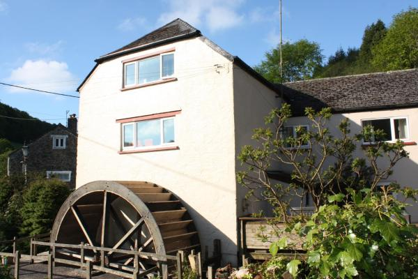 The Old Mill B&B in Looe, Cornwall, England