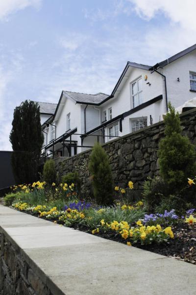 Gwesty Seren Hotel in Ffestiniog, Gwynedd, Wales
