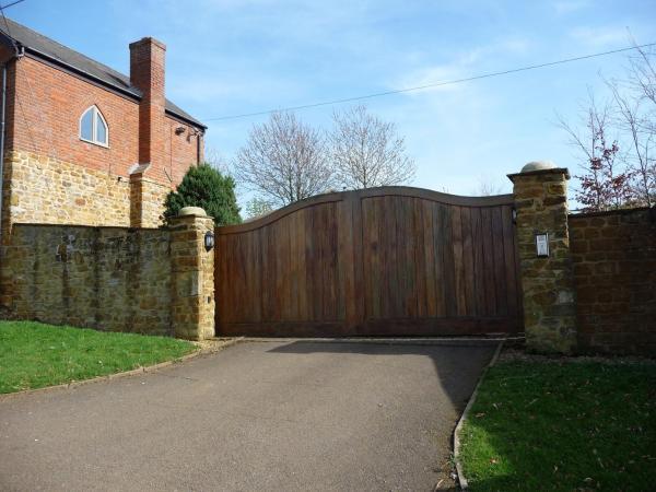 Grooms Cottage in Weedon Bec, Northamptonshire, England