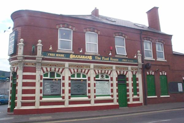 Shanahans B&B with Sports Bar in Birmingham, West Midlands, England