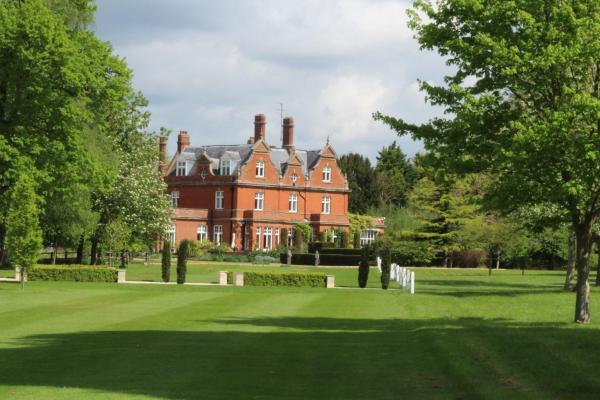 Chippenham Park Kitchen Garden Rooms in Chippenham, Suffolk, England