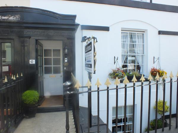 Caledonia Guest House in Plymouth, Devon, England
