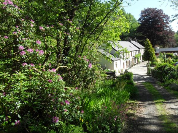 The Falls B and B in Penrydd, Pembrokeshire, Wales