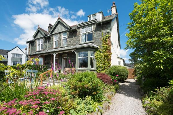 The Mount self-catering in Keswick, Cumbria, England