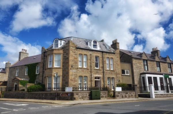 Eddlewood Guest House in Lerwick, Shetland, Scotland