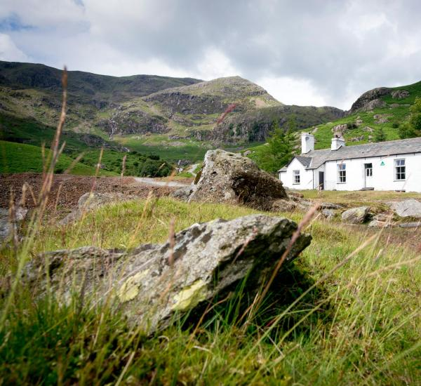 YHA Coniston Coppermines in Coniston, Cumbria, England