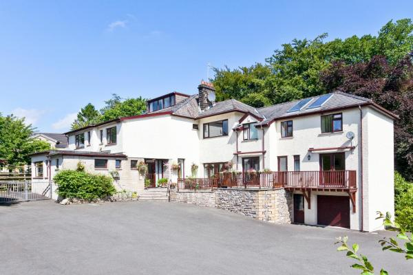 The Glen Guest House in Kendal, Cumbria, England